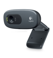 Logitech HD Webcam C270 Coral Fan