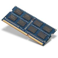 TOSHIBA - DDR3 - 8 GB - DIMM SO DE 204 PATILLAS - 1600 MHZ / PC3-12800 - SIN MEMORIA INTERMEDIA - NO