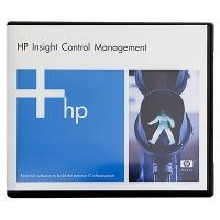LICENSE HP INSIGHT CONTROL ENV SUPPORT ET MAJ  1AN 4X7
