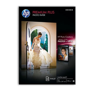 PAPIER PHOTO MATE HP A4 20 FEUILLES