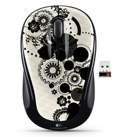 WIRELESS MOUSE M325 INK GEARS