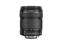 Canon EF-S - Lente zoom - 18 mm - 135 mm - f/3.5-5.6 IS STM -