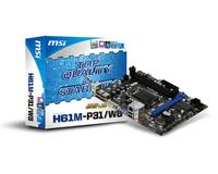 MSI H61M-P31/W8 moederbord