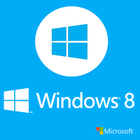 Microsoft Windows 8 64 bit it.