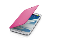 Samsung Flip Cover for Galaxy Note 2 N7100 Pink