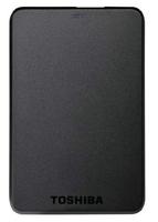 """500GB Toshiba Stor. Basics 2,5""""/Zwart/USB 3.0"""
