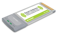 108 Mbps SuperG MIMO PC Card