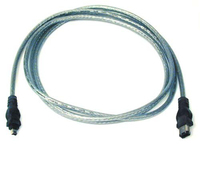 IEEE 1394 FireWire Cable (6-pin/4-pin) - 1.8m