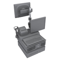 HP QQ971AA mounting kit