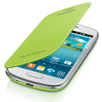 Samsung Galaxy S3 Mini Flip Cover Mint