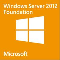 MICROSOFT WINDOWS SERVER 2012 FOUNDATION - LICENCIA - 1 CPU - OEM - ROK - BLOQUEADO POR BIOS (LENOVO