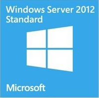 MICROSOFT WINDOWS SERVER 2012 STANDARD - LICENCIA - 2 CPU - OEM - ROK - BLOQUEADO POR BIOS (LENOVO)