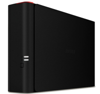 LINKSTATION 410 4TB HSPEED NAS 1X 4TB