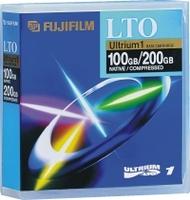 CARTOUCHE FUJI LTO ULTRIUM 1 100/200G
