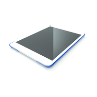 Corner & Back Protection iPad 5 - Blue
