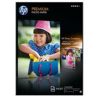 PAPIER PHOTO PREMUIM HP A4 20 FEUILLES VALUE PACK