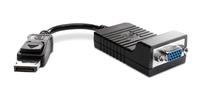 HP DisplayPort To VGA Adapter HP DisplayPort To VGA Adapter