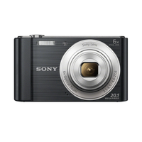 DIGITAL CAMERA SONY DSC-W810 BLACK