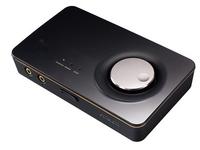 ASUS XONAR U7 - TARJETA DE SONIDO - DE 24 BITS - 192 KHZ - 114 DB SNR - 7.1 - USB - CM6632A