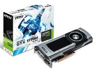 MSI GeForce GTX Titan Black