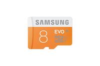 MICRO SD CARD EVO 8GB W/O ADAPTER