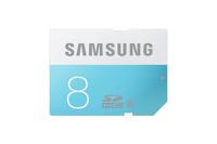 MEMORY CARD SECURE DIGITAL 08GB SAMSUNG CLASSE 6 MB-SS08D/EU
