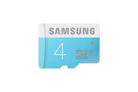 MICRO SD CARD STANDARD 4GB W/ADAPTER