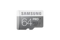 MICRO SD CARD PRO 64GB W/ADAPTER