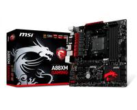 MSI A88XM GAMING