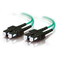 CBL/10M SC/SC 10GB LSZH DPLX 50/125 FBR