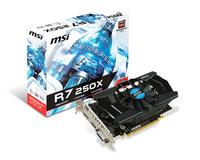 MSI R7 250X 1GD5