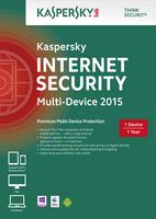 Kaspersky Lab Internet Security Multi-Device 2015 1 user