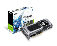 MSI GeForce GTX 980