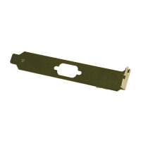 C2G Backplane Bracket Gold 1pcs cable clamp