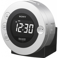 ICFCD3IPS/Clock Radio Dock f iPod
