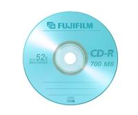 CD-R FUJI 80MIN/700MO PK10 52x BOITIER CRISTAL