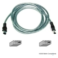 IEEE 1394 FireWire Compatible Cable 1.8m