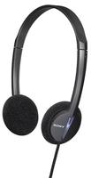 Lightweight, Over-the-Head Headphones