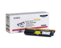 Yellow Toner Cartridge for Phaser 6120