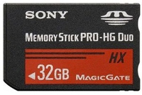 MS PRO-HG DUO HIGH SPEED 32GB
