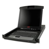 "APC AP5816 17"" Black Rack Console"
