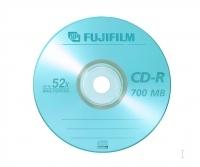 CD-R FUJI 80MIN/700MO SPINDLE de 10
