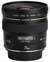 Canon EF 20mm f/2.8 USM Black