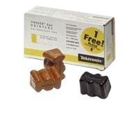 2 Bâtonnets ColorStix Jaune + 1 Noir gratuit  (2 200 pages)  pour   XEROX PHASER 340/350/360