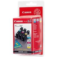 Canon (F) CLI-526   Value Pack    9ml (Origineel)