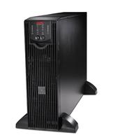 APC 230V Smart UPS RT 6000 VA + PowerChute 6000VA Black uninterruptible power supply (UPS)