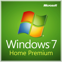 Microsoft Win Home Prem 7 SP1 D