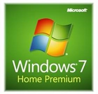 Microsoft Windows 7 Home Premium 64-bit fr.