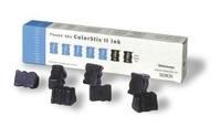5 Bâtonnets ColorStix Cyan + 2 Noirs gratuits - Phaser 860 pour    XEROX PHASER 840/850/860