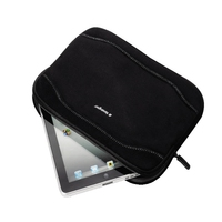 KENSINGTON FAUX SUEDE TABLET PC SLEEVE - FUNDA PROTECTORA PARA TABLET WEB - NEOPRENO - NEGRO - APPLE